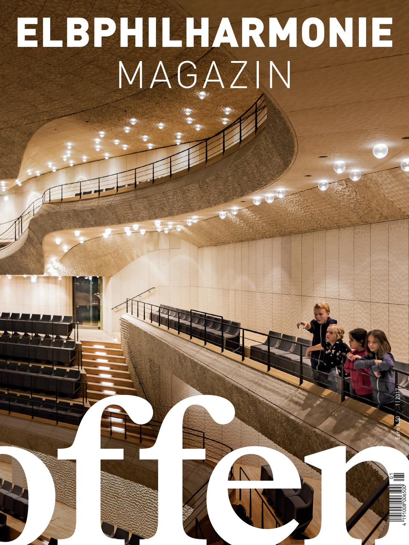 Elbphilharmonie Magazin   Ausgabe 1 by Elbphilharmonie Hamburg - issuu