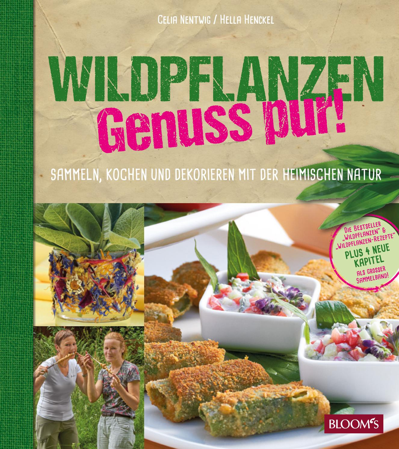 Wildpflanzen - Genuss pur! by BLOOM\'s GmbH - issuu