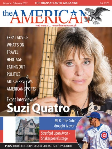 The American January February 2017 Issue 755 By Blue Edge Publishing