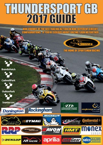 Thundersport 2017 brochure by Thundersport GB - issuu