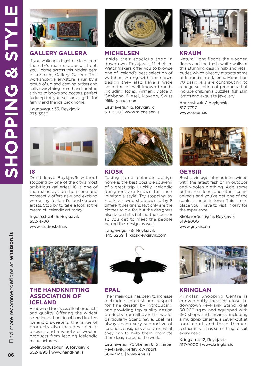 f652e95ed41c2 What's On in Reykjavik - January 2017 by MD Reykjavik - issuu