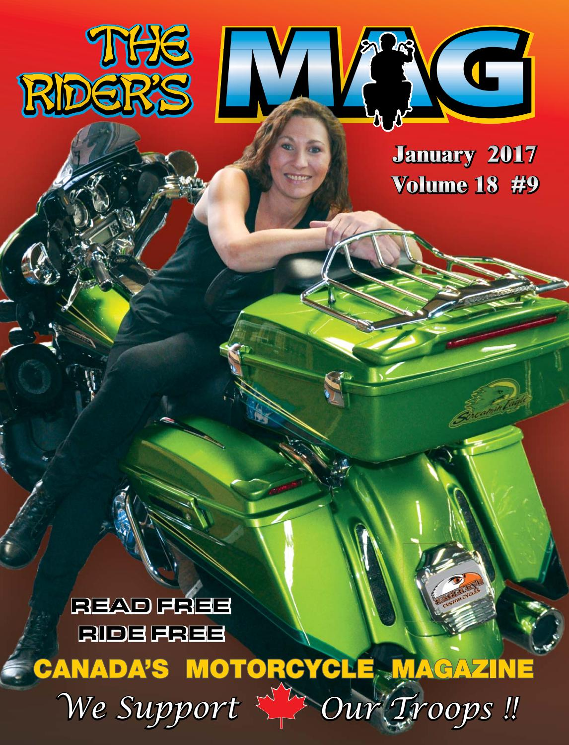 2017 01 V18 N09 The Riders Mag By The Rider S Mag Issuu