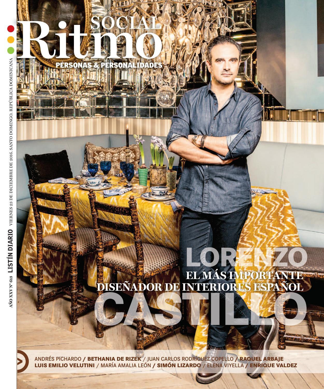 Ritmo Social 23-12-2016 by Listín Diario - issuu 3baca470788f