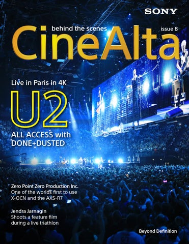 CineAlta Issue 8 By Sony Professional