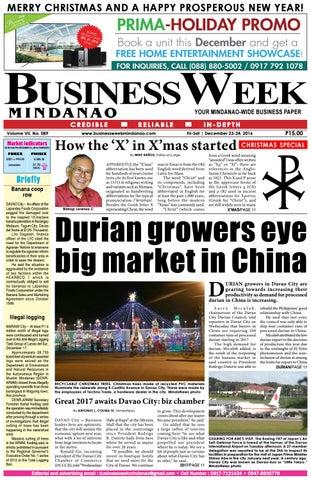 BusinessWeek Mindanao (December 23-24, 2016)