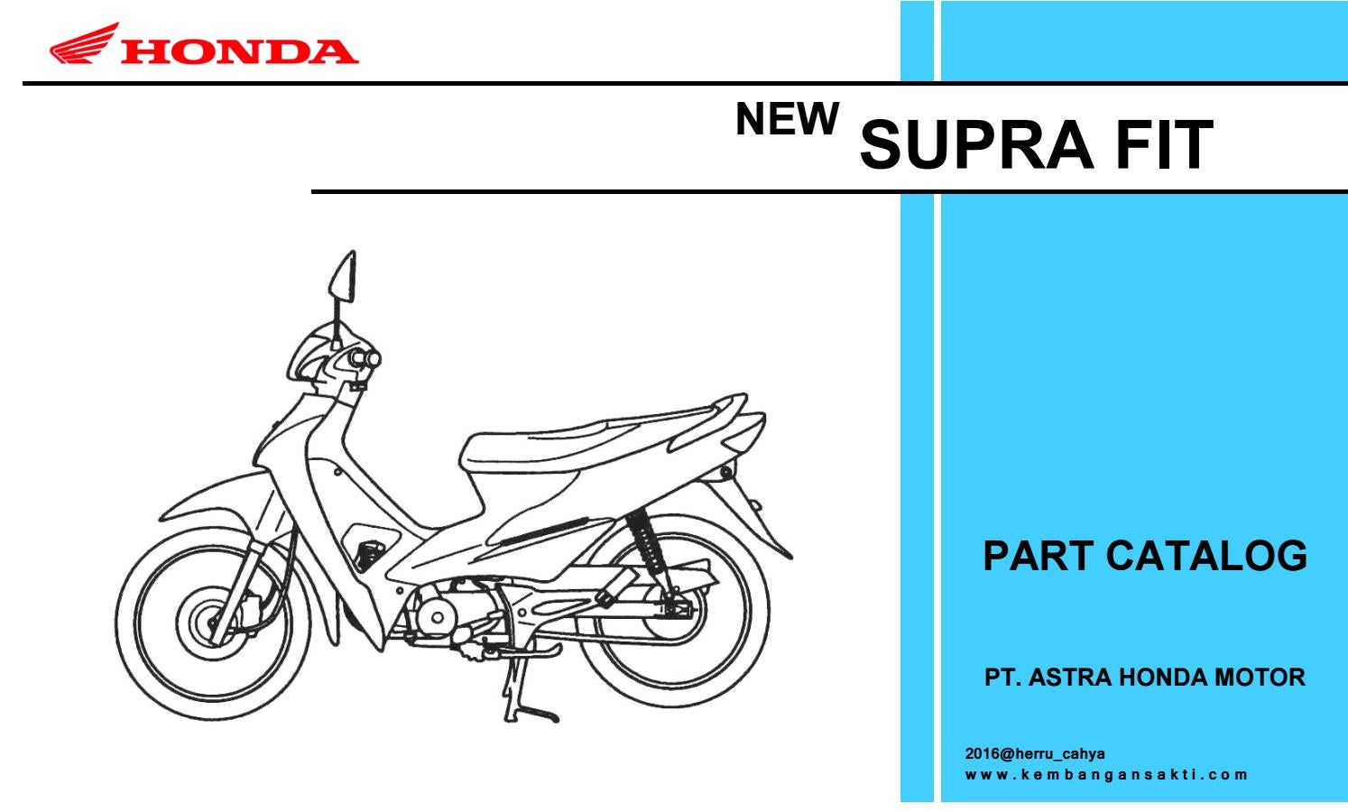 supra fit new by heru cahyo purnomo issuu rh issuu com 07 Honda Fit Manual Honda Fit Repair Manual