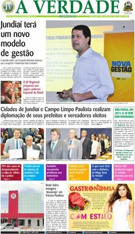 JV Regional ® Edição 659 by Jornal A Verdade Regional - issuu b066a916a2
