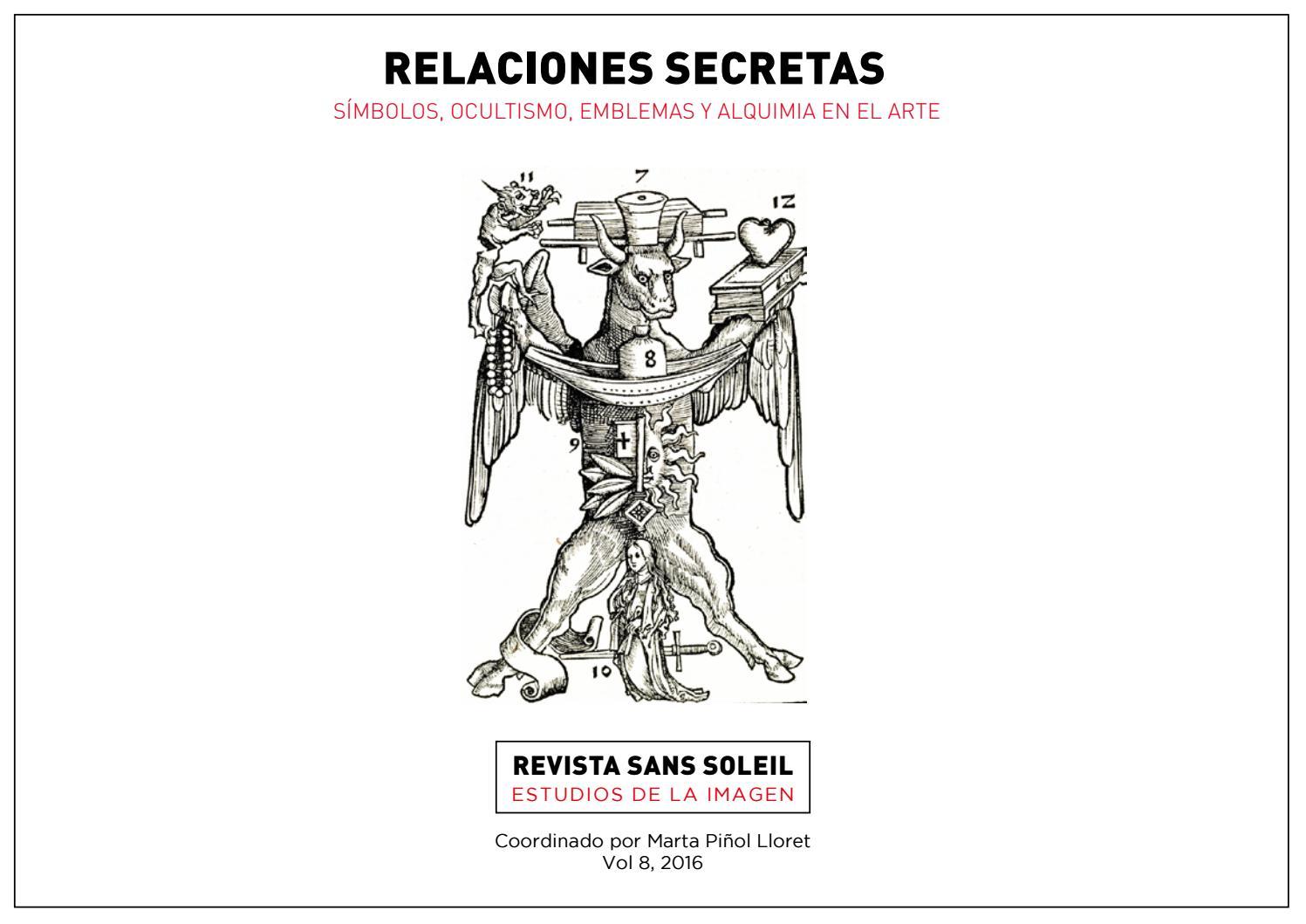 Revista Sans Soleil - Volumen 8 by Sans Soleil Ediciones - issuu