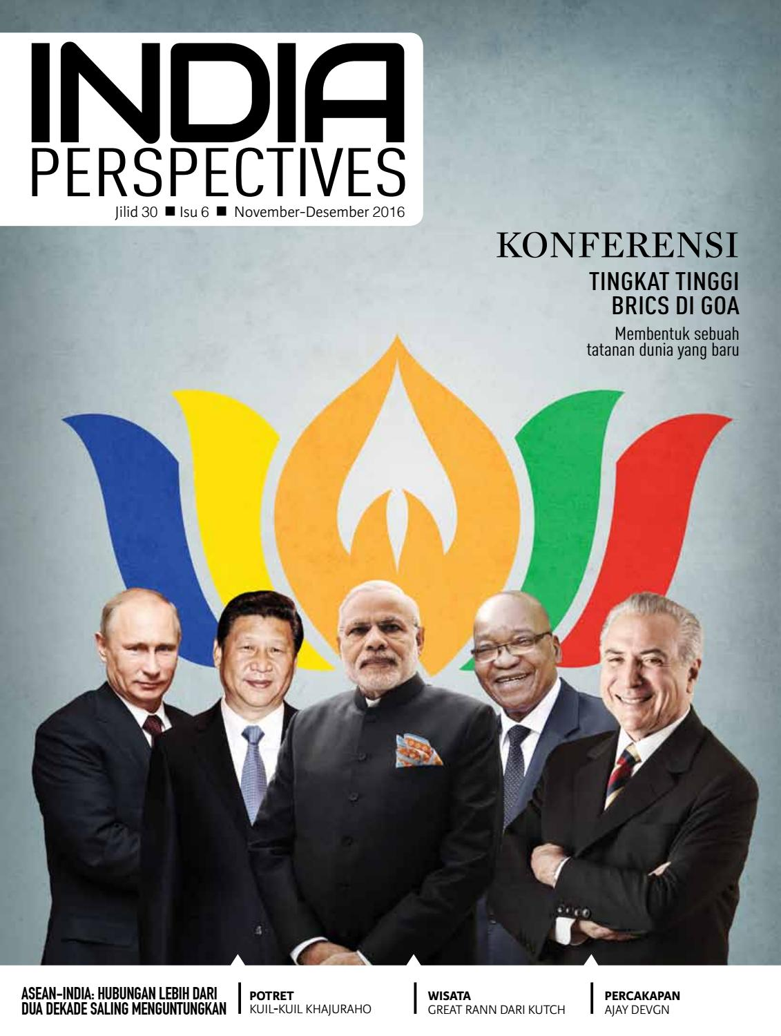 India Perspectives Indonesia November December 2016 By Indian