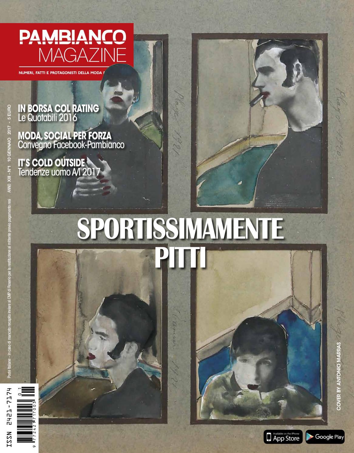 Pambianco magazine N 1 XIII by Pambianconews issuu