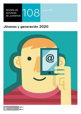 Nº 108  Jóvenes y generación 2020 by Instituto de la Juventud de ... 219d369ebdae