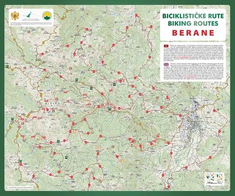 Mapa Biciklistickih Ruta U Regionu Berana By Jovan Nikolic Issuu