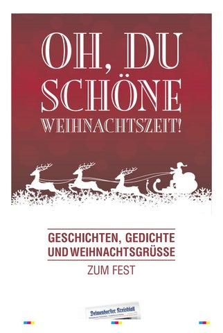 Weihnachtsglückwünsche By Neue Osnabruecker Zeitung Issuu