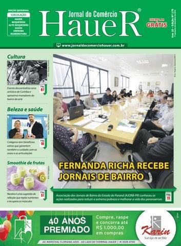 977ec3b18 Jornal do Comércio Hauer - Edição nº 179 by Jornal Comércio Hauer ...