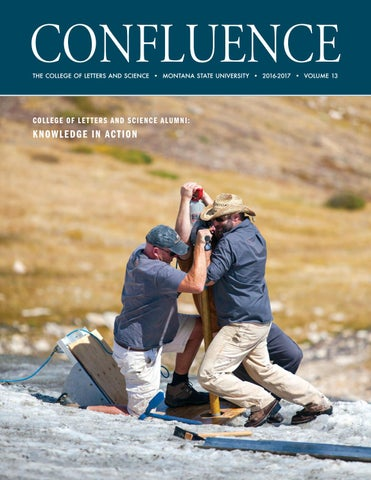 the college of letters and science montana state university 2016 2017 volume 13