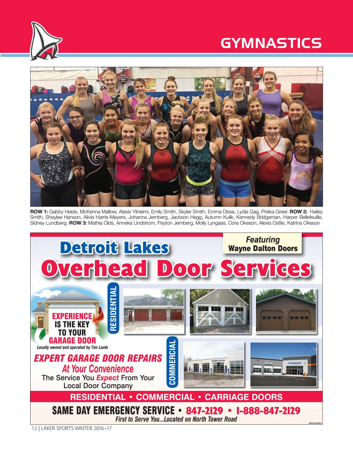 Winter 2016 17 Laker Book By Detroit Lakes Newspapers Issuu