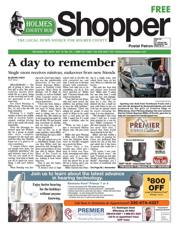 Shopper 2016 12 24 by gatehouse media neo issuu fandeluxe Images