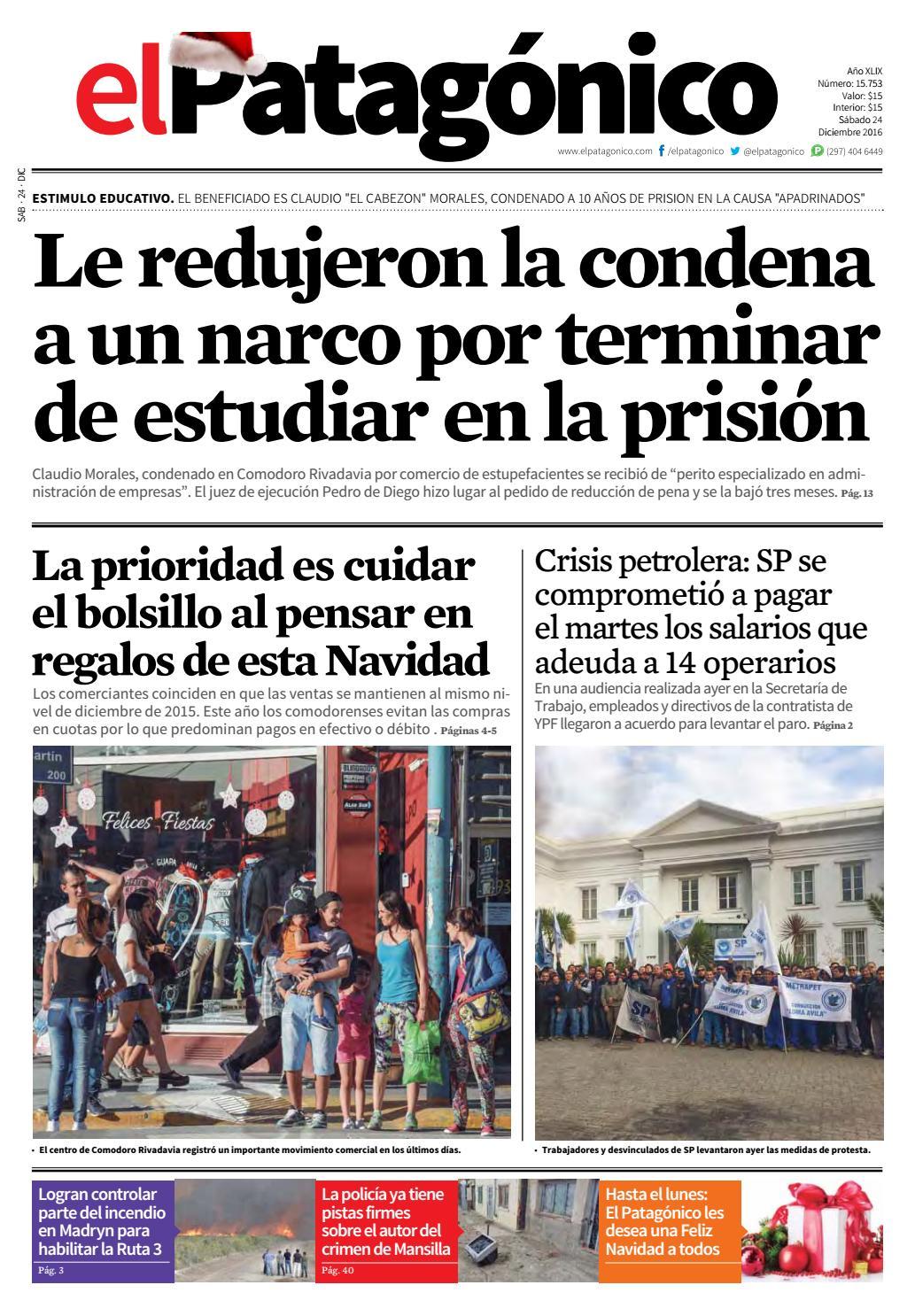 edicion231223122016.pdf by El Patagonico - issuu 75fe78b9e33