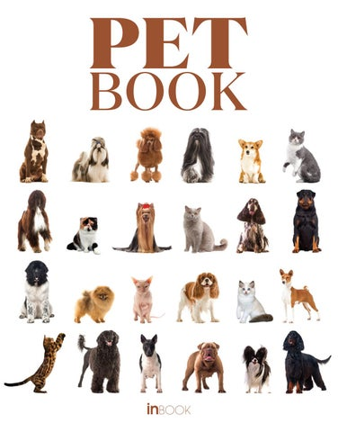 PET BOOK by INBOOK - issuu bf441d62bd8
