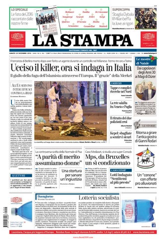 La stampa 24 dicembre 2016 by 24news - issuu 326004b8d15
