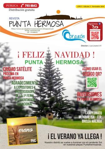 Revista Punta Hermosa Corazón PHC 6 by PUNTA HERMOSA CORAZÓN