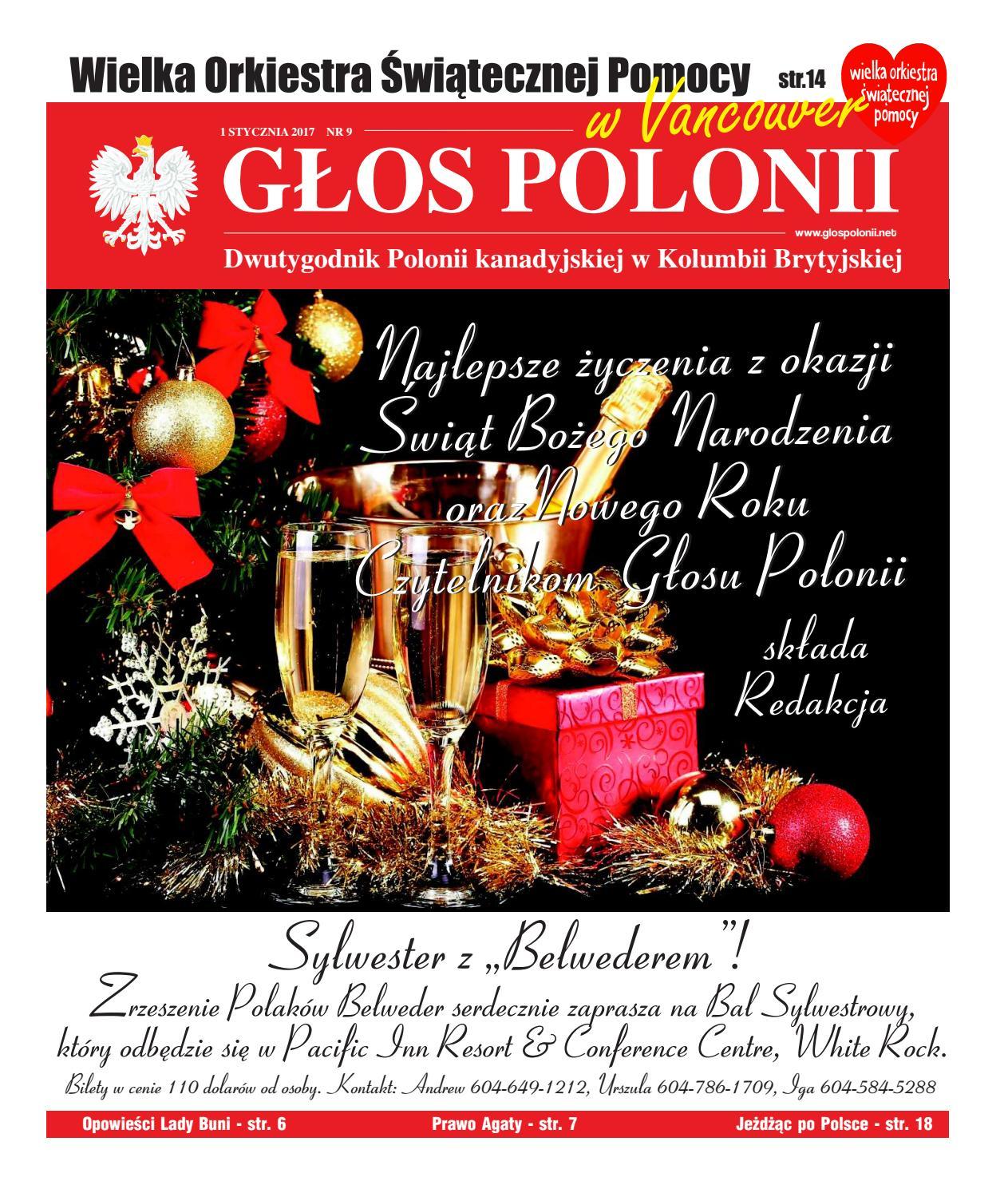 Glos Polonii Wydanie Nr 9 By Rekacja Issuu