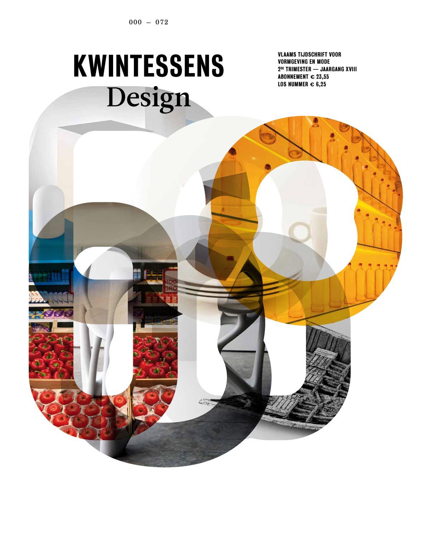 Kwintessens 2009-2 by Design Vlaanderen - issuu ab91f5d50f
