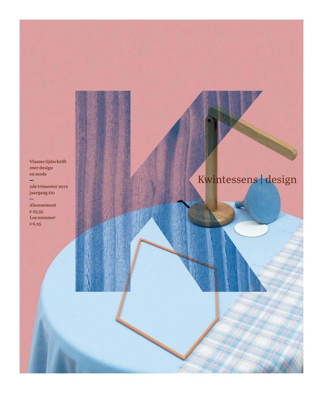 Lack Salontafel Berkenpatroon.Kwintessens 2012 2 By Design Vlaanderen Issuu