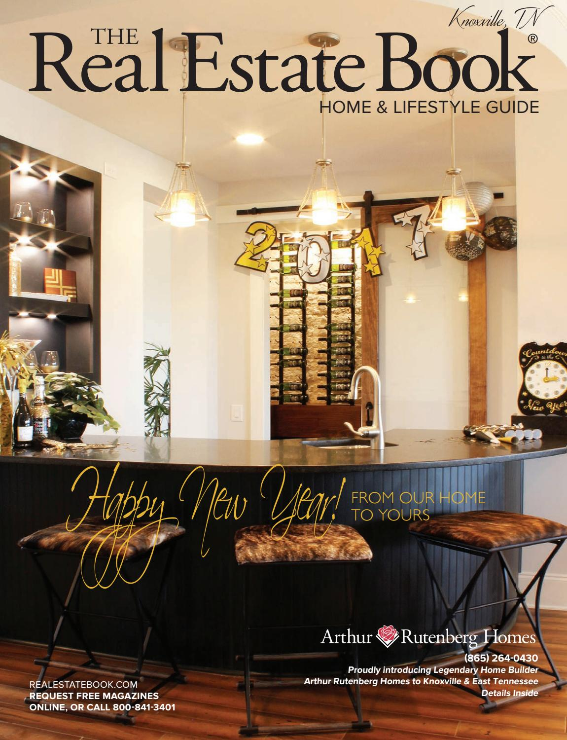 The Real Estate Book Home Lifestyle Guide Knoxville Tn By Dflydesigns Issuu