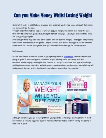 Fat loss fitness blender