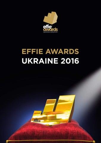 c21c20d8cecf Effie Awards Ukraine 2016 by Effie Awards Ukraine - issuu