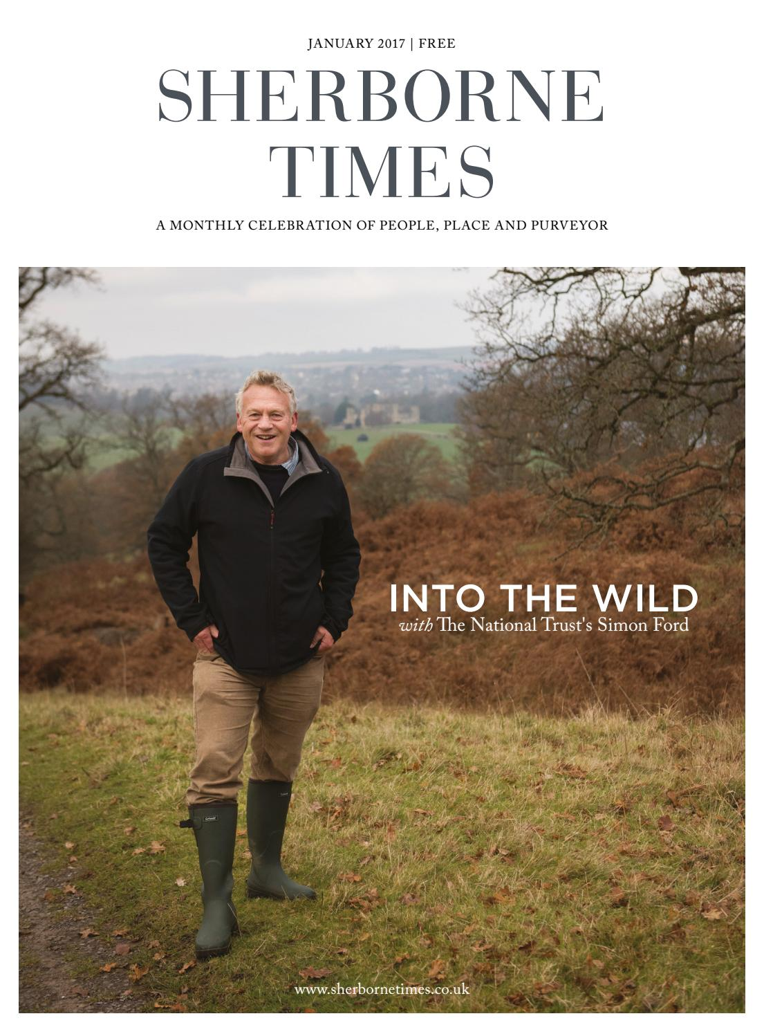 Sherborne Times January 2017 by Sherborne & Bridport Times - issuu