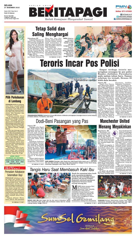 Selasa 27 Desember 2016 By Beritapagi Issuu Produk Ukm Bumn Barbekyu Kelitik Surabaya