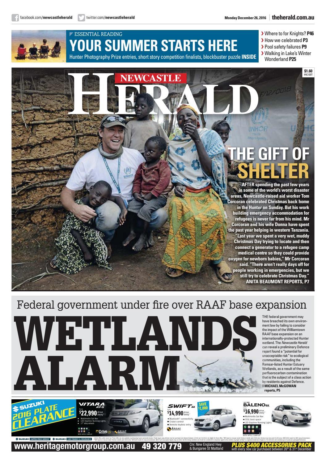Fairfax front pages: Saturday, September 27, 2014