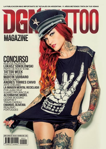 DGN TATTOO MAGAZINE #142 by DGN TATTOO MAG. - issuu