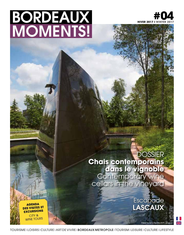 Bordeaux moments 4 by office de tourisme de bordeaux - Office de tourisme bordeaux recrutement ...