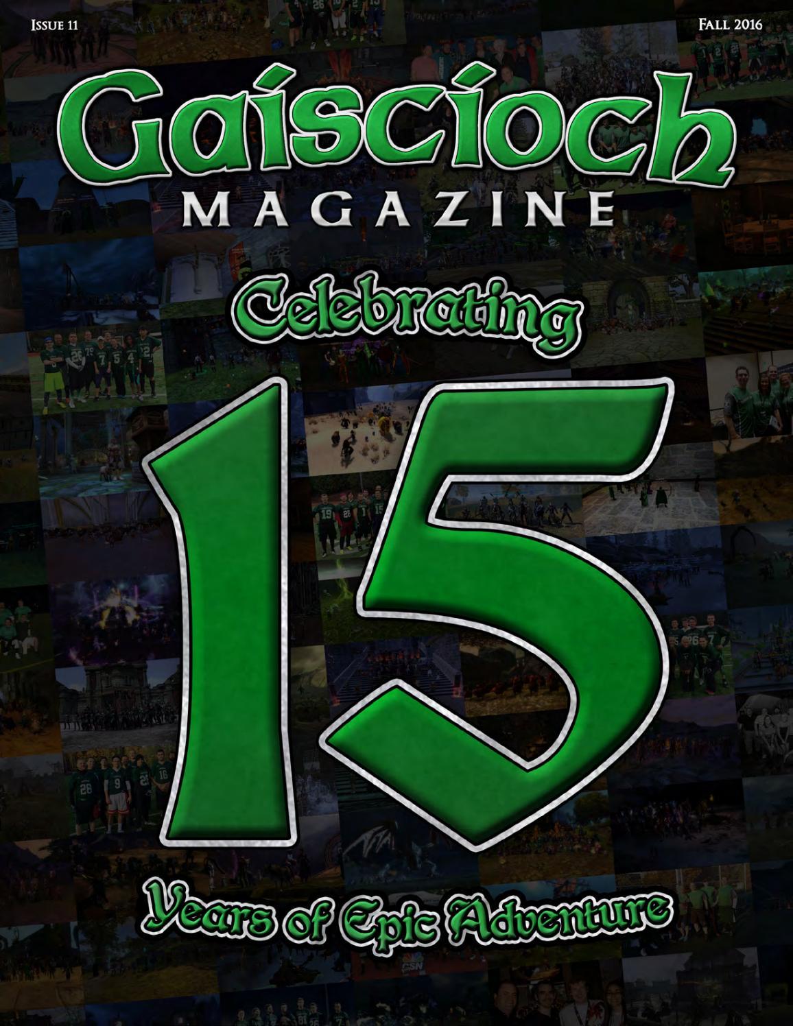 Gaiscioch Magazine - Issue 11 by Gaiscioch Magazine - issuu