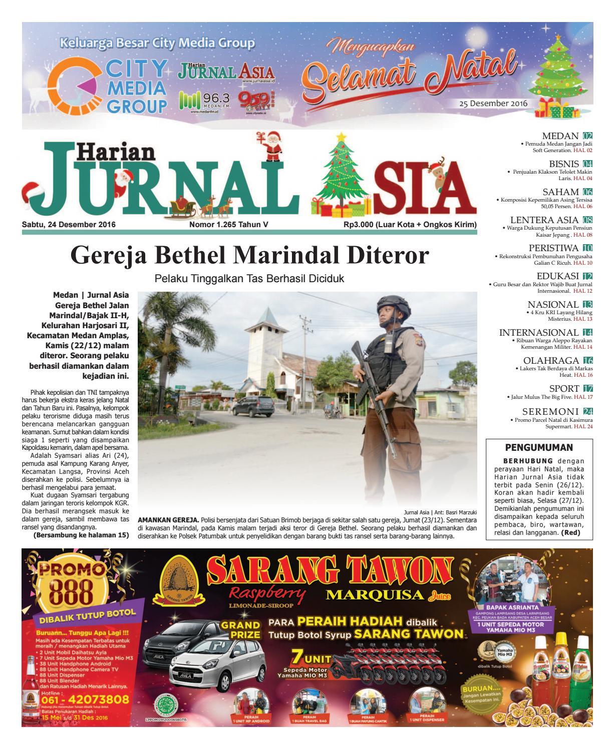 Harian Jurnal Asia Edisi Sabtu 88a3a1ec04