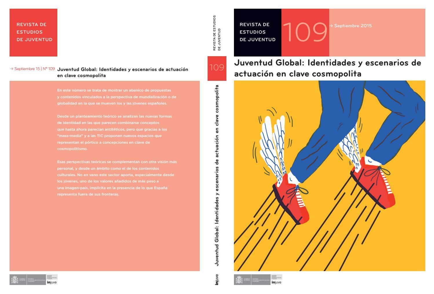 Nº 109 Juventud Global  Identidades y escenarios de actuación en clave  cosmopolita by Instituto de la Juventud de España - issuu d8aa0fbed192