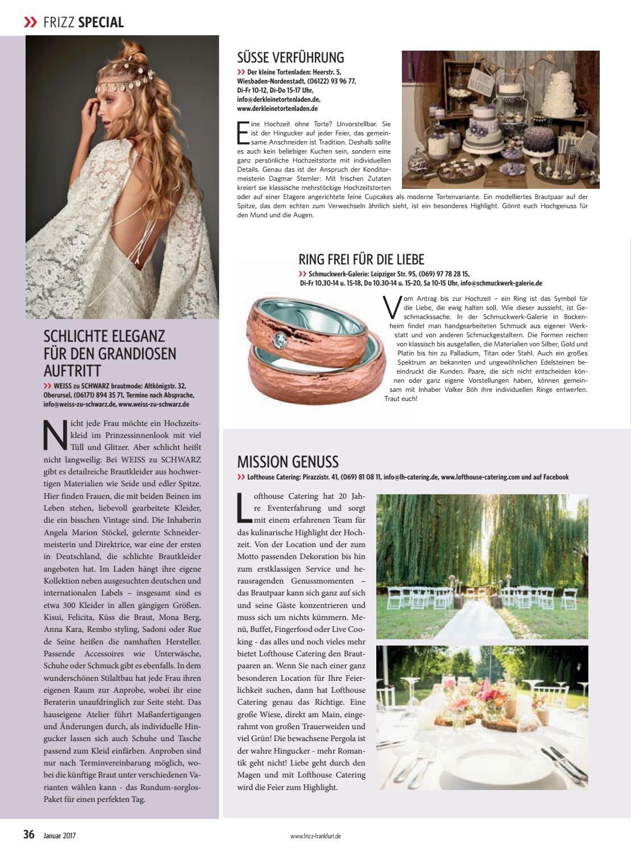 Frizz Das Magazin Frankfurt Januar 2017 By Frizz Frankfurt Issuu