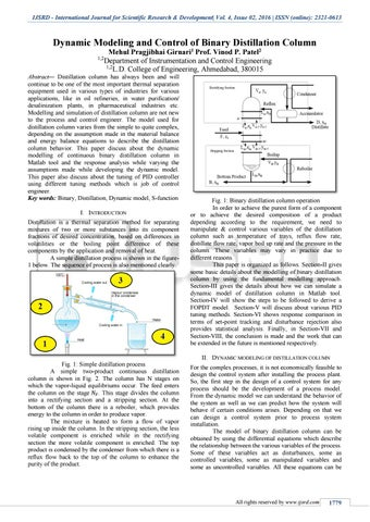 Multicomponent Distillation Problems Solution Essays - image 11