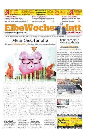 Eidelstedter wochenblatt online dating