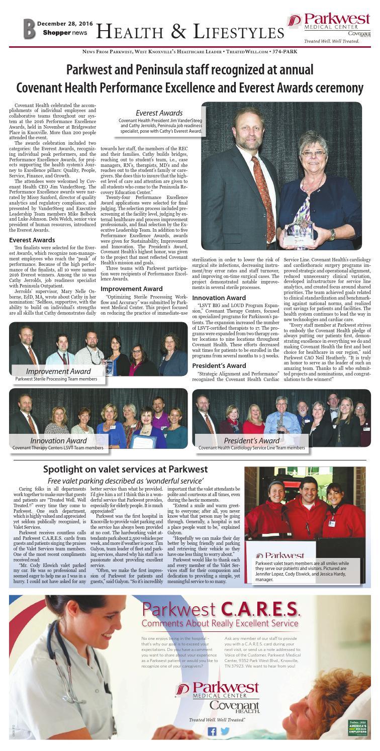Karns/Hardin Valley Shopper-News 122816 by Shopper-News - issuu