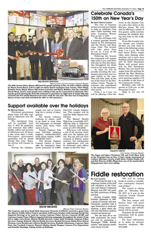 December 27 2016 camrose booster by the camrose booster issuu the camrose booster december 27 2016 page 18 publicscrutiny Image collections