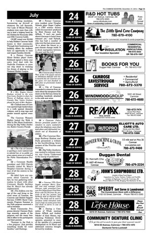 December 27 2016 camrose booster by the camrose booster issuu the camrose booster december 27 2016 page 35 publicscrutiny Image collections