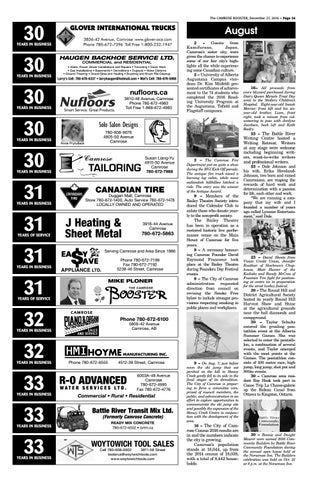 December 27 2016 camrose booster by the camrose booster issuu the camrose booster december 27 2016 page 36 publicscrutiny Image collections