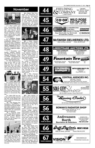 December 27 2016 camrose booster by the camrose booster issuu the camrose booster december 27 2016 page 39 publicscrutiny Image collections