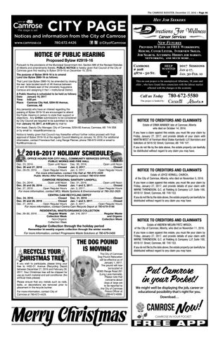 December 27 2016 camrose booster by the camrose booster issuu the camrose booster december 27 2016 page 46 publicscrutiny Image collections