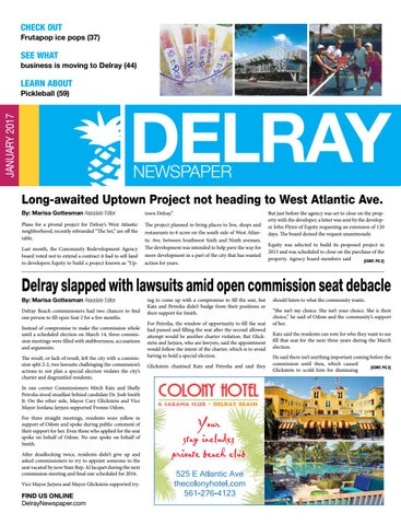 Delray Newspaper January By Four Story Media Group Issuu - Excel invoice template for mac rocco's online store