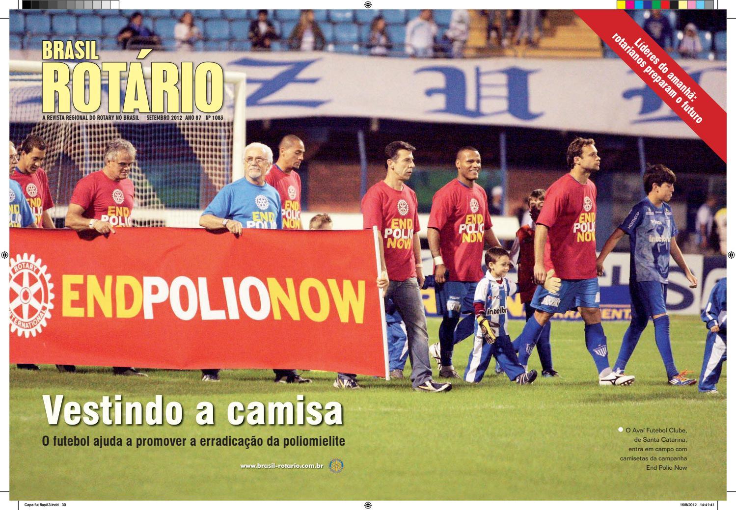 1083 - Brasil Rotário - Setembro de 2012 by Revista Rotary Brasil - issuu 13f11fcd34e64